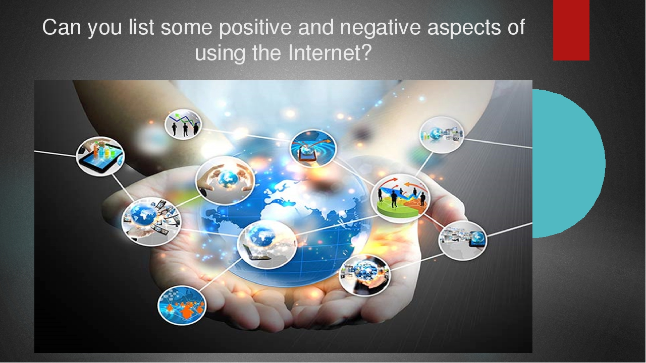 the positive aspect of the internet according to shirky The news is full of stories about the effects of video games on children according to the centers for disease control and positive effects of video games on children.