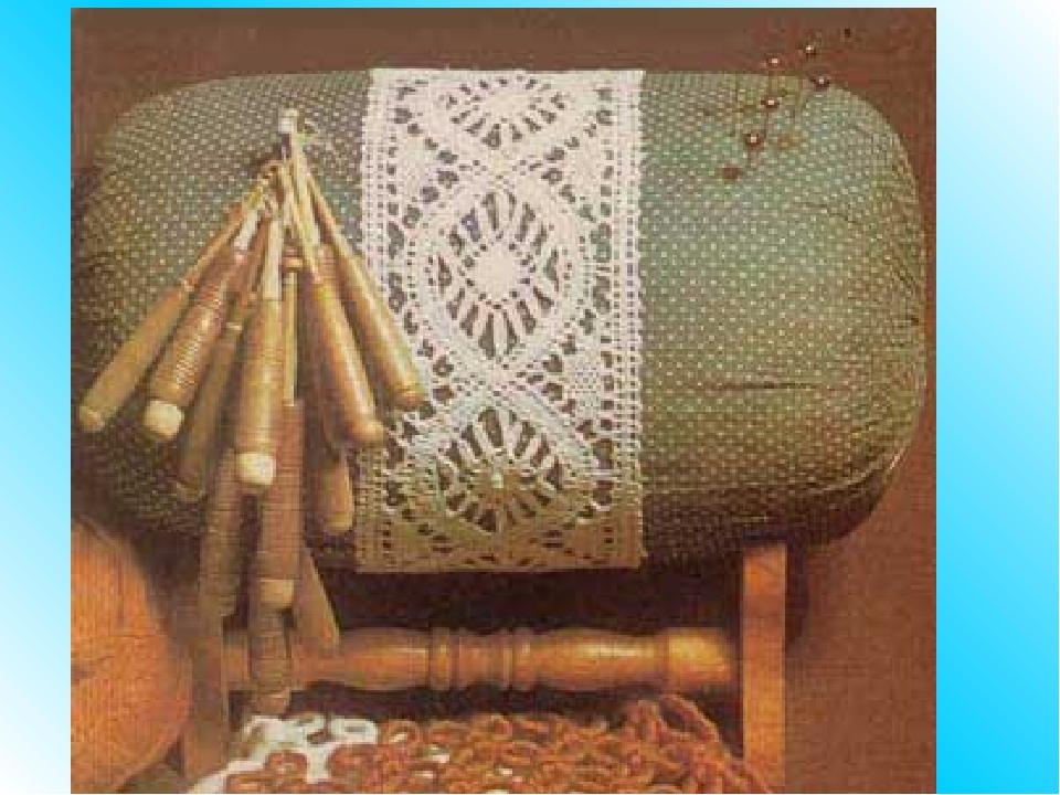 Как сделать валик для плетения на коклюшках
