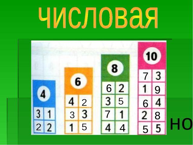 2 2 2 3 5 5 6 5 7 4 7 9 6 8 5 но