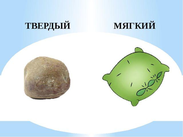 ТВЕРДЫЙ МЯГКИЙ