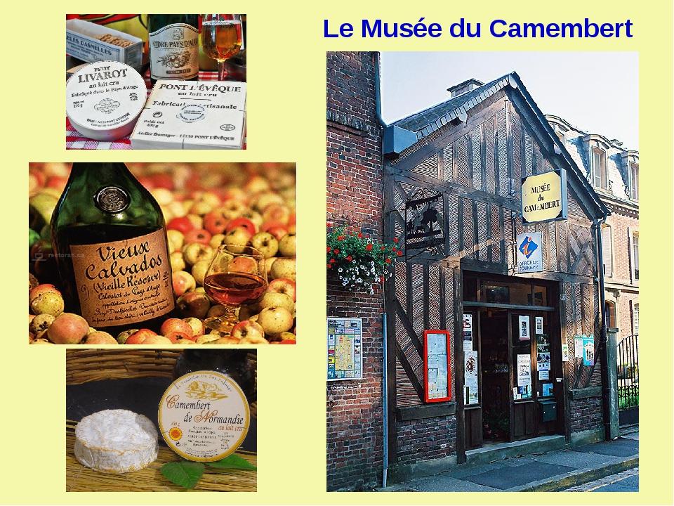 Le Musée du Camembert