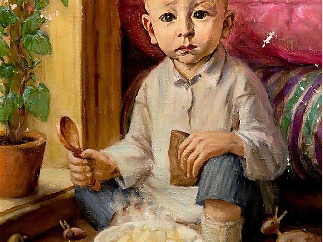 И.Казаковның «Кечкенә Тукай» («Маленький Тукай»)