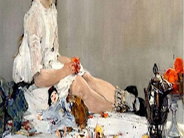 Н.И.Фешинның «Варя Адоратская портреты» («Портрет Вари Адоратской»)