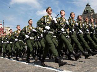 И сегодня Российская Армия надежно защищает свою страну от всех врагов, охран