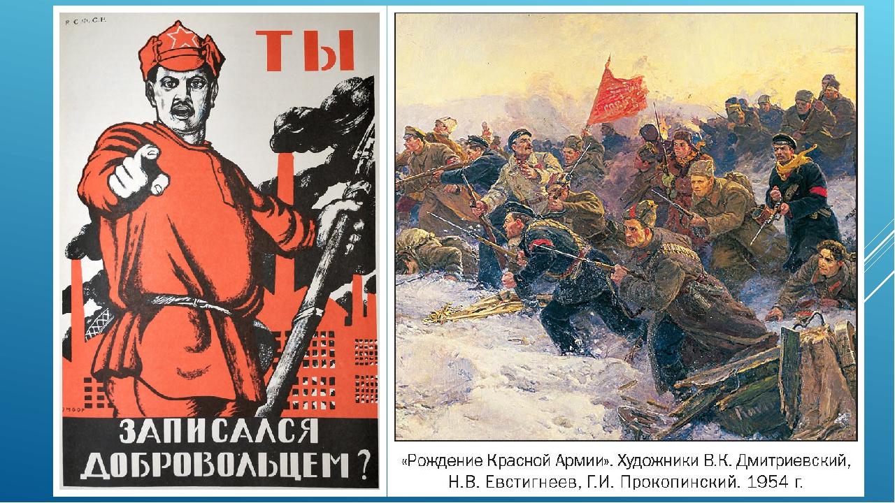 Советское правительство обратилось к народу с воззванием:«Отечество в опасно...