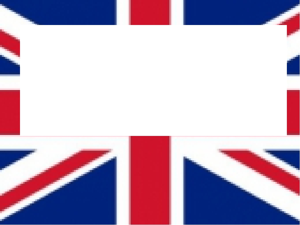 The British Flag is called The Union Flag or The Union Jack. It combines the...