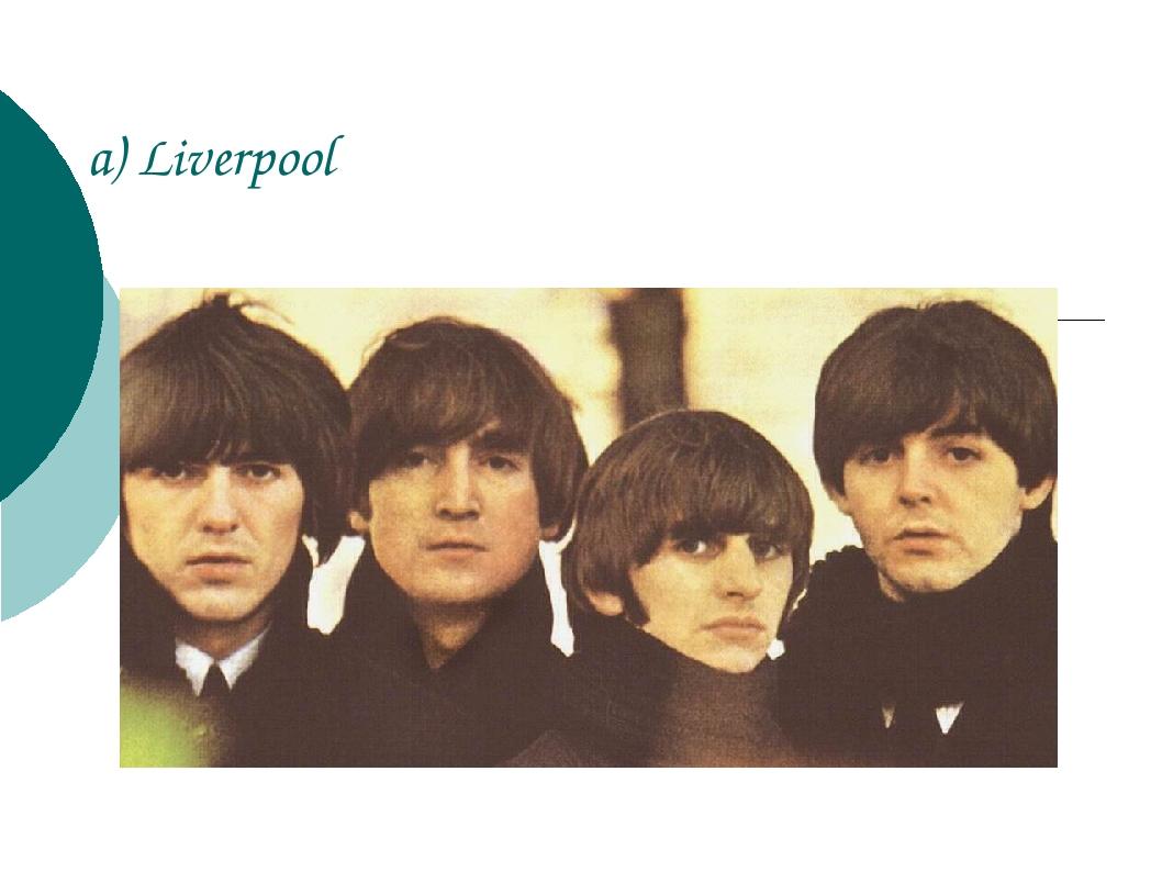 a) Liverpool