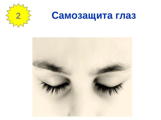 Самозащита глаз 2