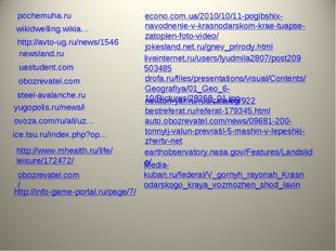 pochemuha.ru wikidwelling.wikia… http://avto-ug.ru/news/1546 newsland.ru auto