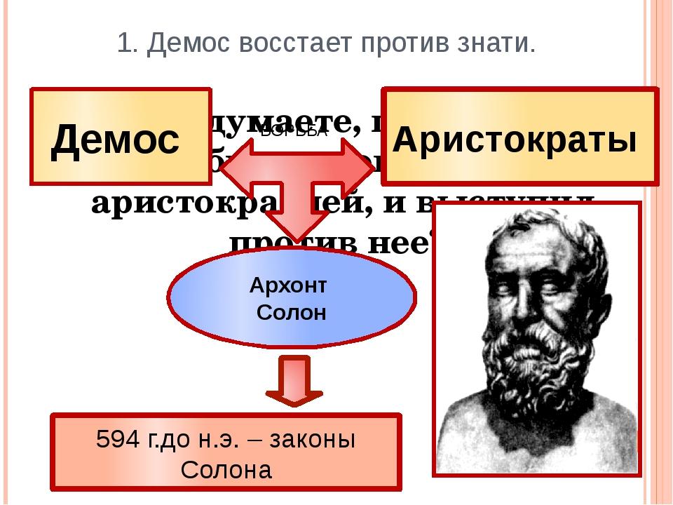 Солон покидает Афины. Познакомьтесь с пунктом 4 параграфа 30 и ответьте на во...