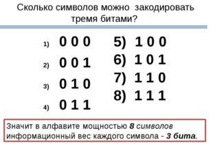 Зависимость между мощностью алфавитаNи информационным весом символа i Заме