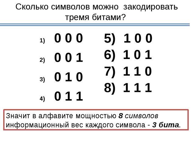Зависимость между мощностью алфавитаNи информационным весом символа i Заме...