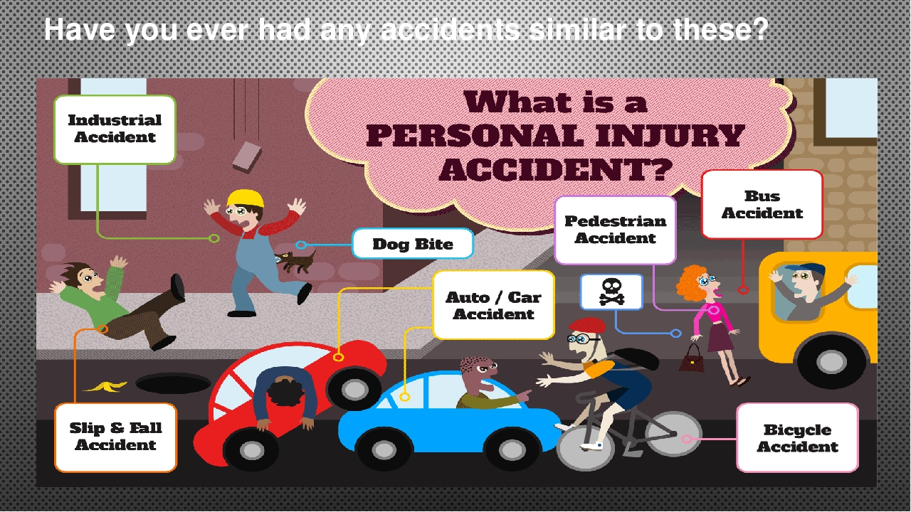 Have you ever had any accidents similar to these?