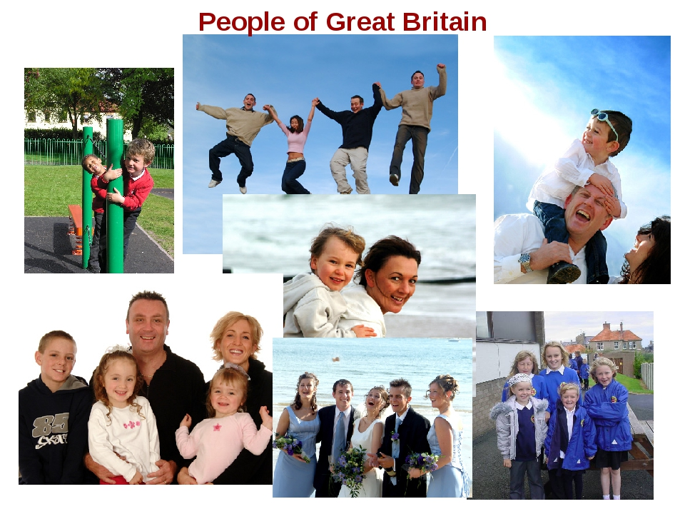 People of Great Britain