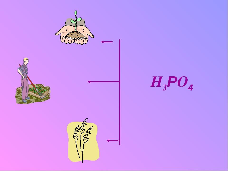 H3РO4