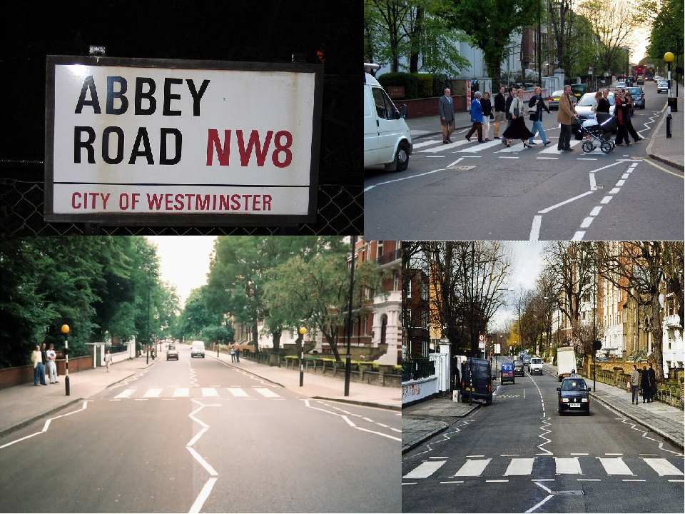 Эбби-Роуд (англ. Abbey Road). Ebbi Road (English Abbey Road) — the recovered...