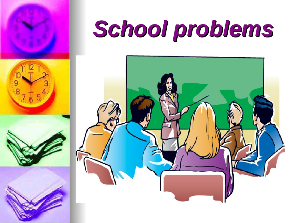 school problems School issues glossaryan a-to-z guide to education world articles are you looking for information about a current school-related issue or perhaps you are searching for a thesis topic education world's school issues glossary is a great starting point for your research the education world articles listed in this glossary offer a virtual a-to-z guide to school.