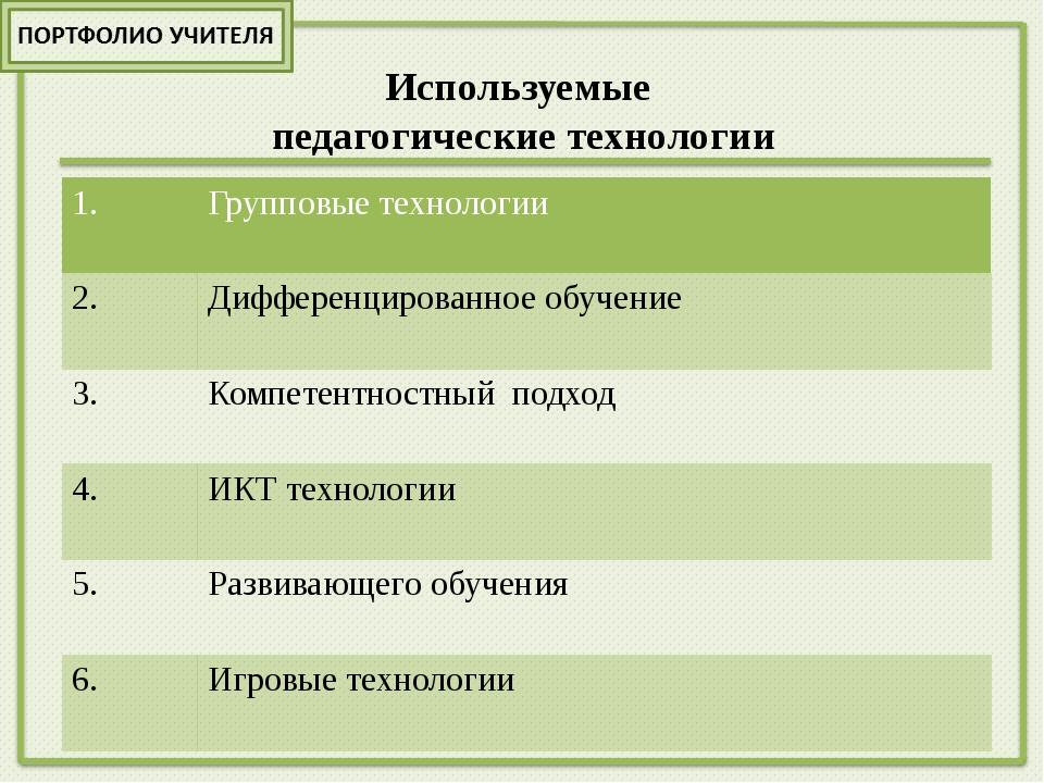 Используемые педагогические методы 1. Практический 2. Объяснительно-иллюстрат...