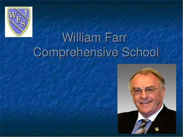 William Farr Comprehensive School