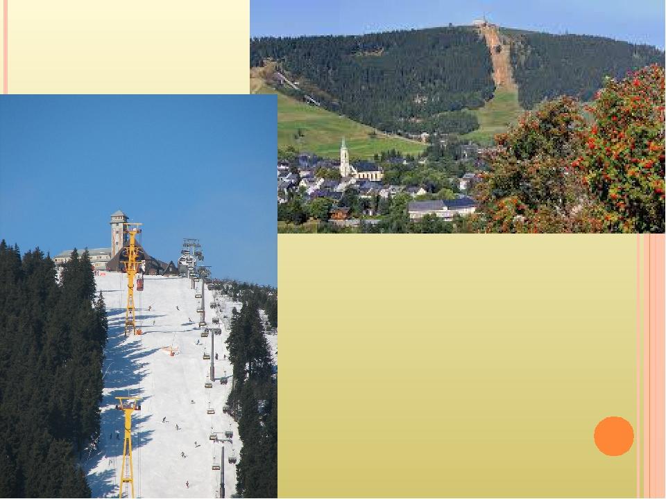 Fichttelberg Liegt in Nordbayern ist der hӧchste Berg im Erzgebirge vor 1989...