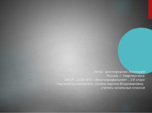 Творческий проект по технологии на тему: «Термопластика» Объект проекта: под