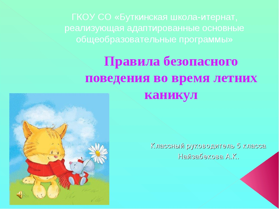 ГКОУ СО «Буткинская школа-итернат, реализующая адаптированные основные общеоб...
