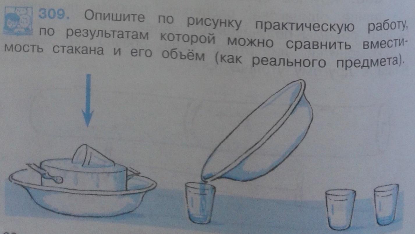 Практическая работа по рисункам детей