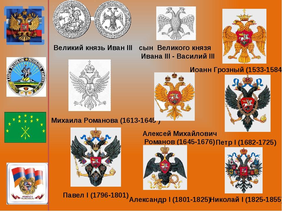 Великий князь Иван III сын Великого князя Ивана III - Василий III Иоанн Грозн...