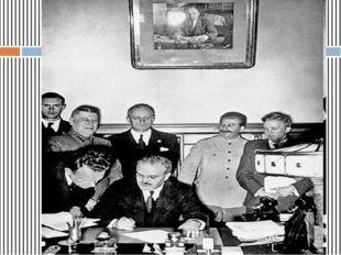 4.Формирование нового понятия Вторая мировая война -1сентября 1939 – 2 сентяб