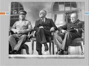 III этап Второй мировой войны (январь 1944 г. – 2 сентября 1945 г.) Дата Собы