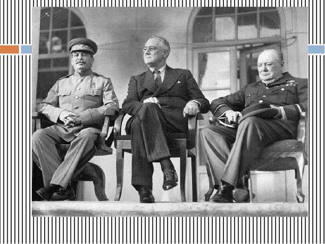 III этап Второй мировой войны (январь 1944 г. – 2 сентября 1945 г.) Дата Собы...
