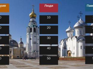 В каком году основан город Вологда? А) 1447 Б) 1147 В) 1137 10 История Вологд