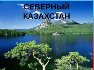 СЕВЕРНЫЙ КАЗАХСТАН Рябова Л.Н.