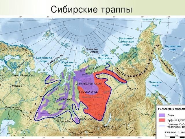 Сибирские траппы