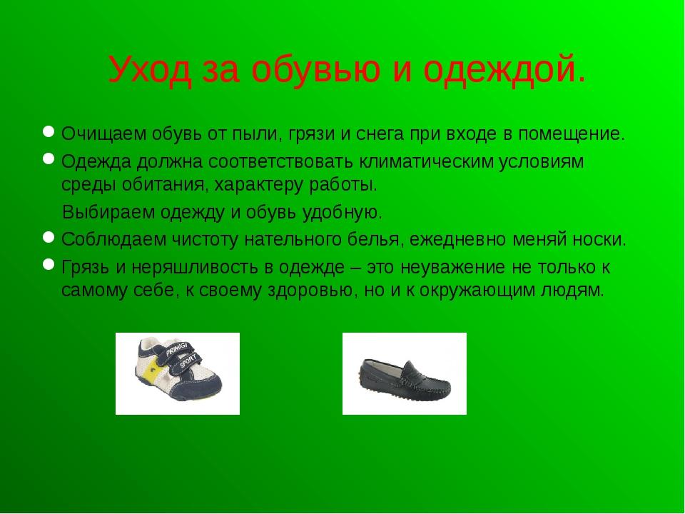 Уход за обувью и одеждой. Очищаем обувь от пыли, грязи и снега при входе в п...