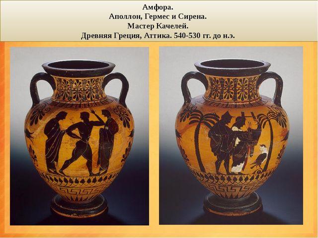 амфоры Амфора (лат. amphora, греч. ἁμφορεύς – несомый с двух сторон) – сосуд...
