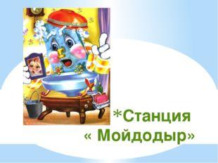 Станция « Мойдодыр»