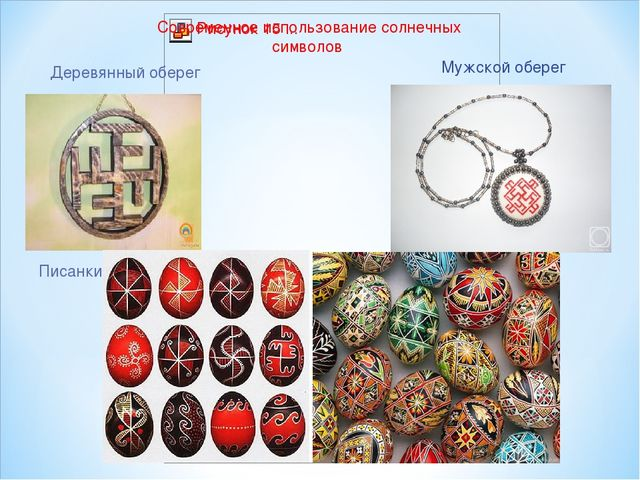 Мужской оберег Современное использование солнечных символов Деревянный обере...