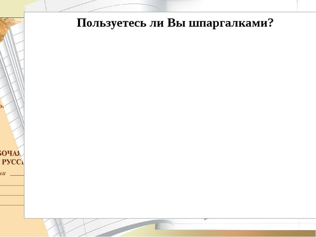 Анкетирование в 11 классе. 1.