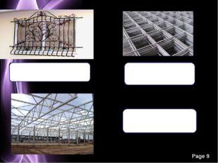Оконная решетка Арматурная сетка ферма Page *