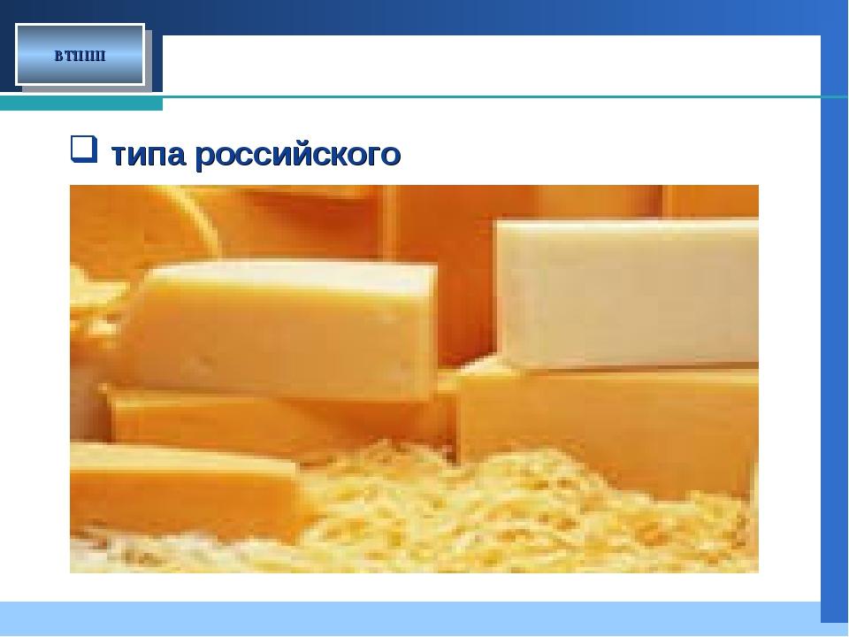 типа российского МБОУ «ЦО№1» ВТППП Company LOGO