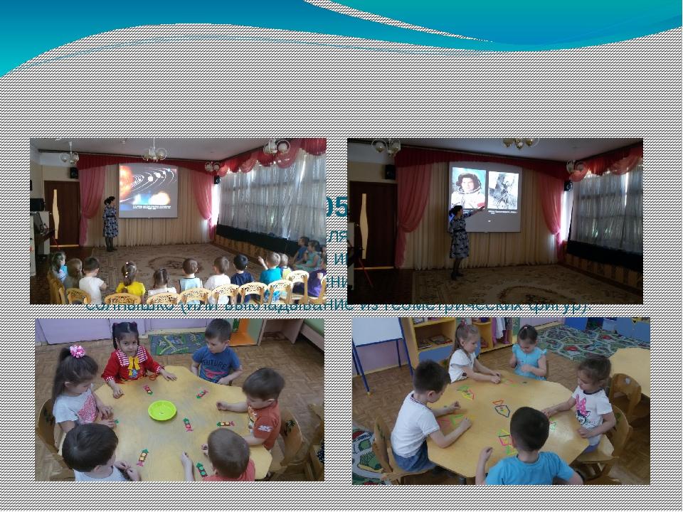 Второй день(05 апреля 2016): Просмотр презентации «12 апреля - День Космонав...