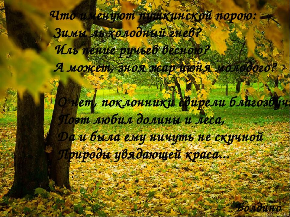 Что именуют пушкинской порою: Зимы ль хол...