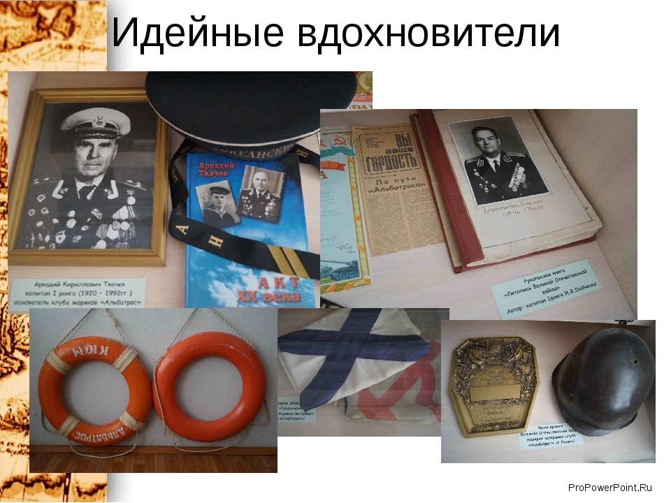 Идейные вдохновители ProPowerPoint.Ru