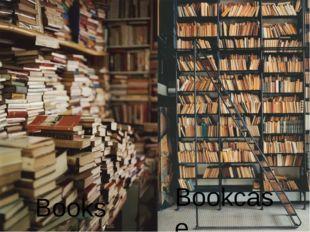 Books Bookcase