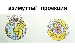 азимуттық проекция