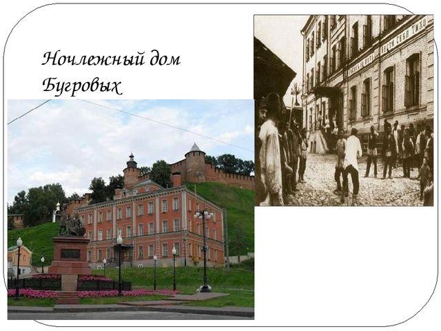 Ночлежный дом Бугровых (Скоба)