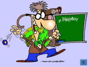 Complete the text with the verbs: go, meet, play, go, have, get up, do On Mon