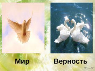 Верность Мир
