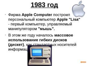 Главным событием в мире программного обеспечения персональных компьютеров ста